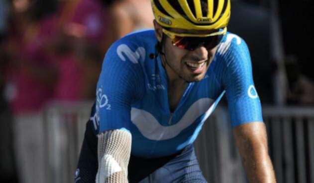Mikel Landa logró llegar en las primeras posiciones de la etapa 12 del Tour de Francia 2018