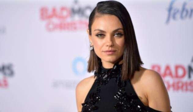 Mila Kunis habla sobre rumores de un nuevo embarazo