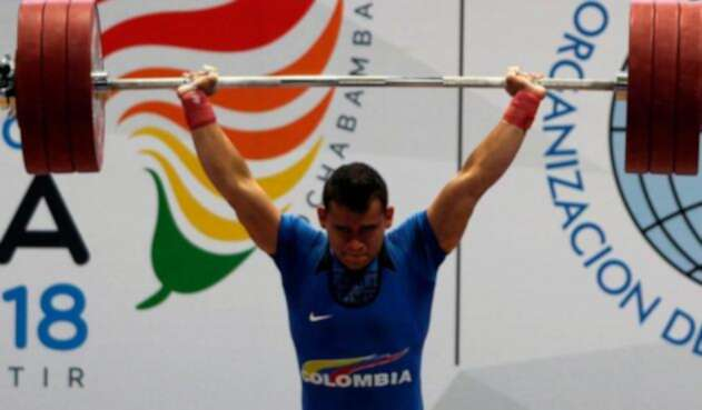 Montes sumó la medalla de oro número 19 para Colombia