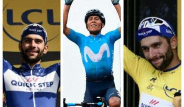 Nairo Quintana y Fernando Gaviria han ganado etapa en esta edición del Tour