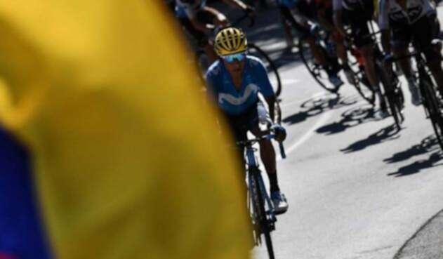 Nairo Quintana se mantiene en el Top 10 del Tour