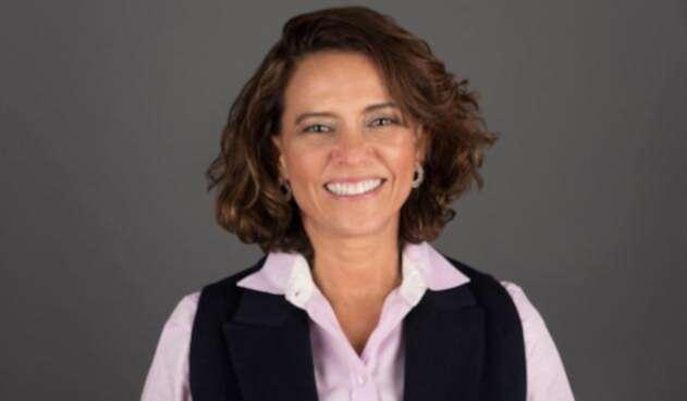 Nancy Patricia Gutiérrez, ministra del Interior de Iván Duque
