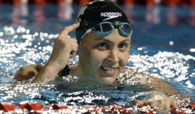 Isabella Arcila batió récord en los Centroamericanos 2018