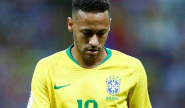 Neymar en el Mundial Rusia 2018