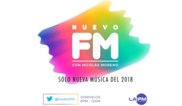 #NuevoFm – Playlist 217 / Domingo 08 de Julio 2018