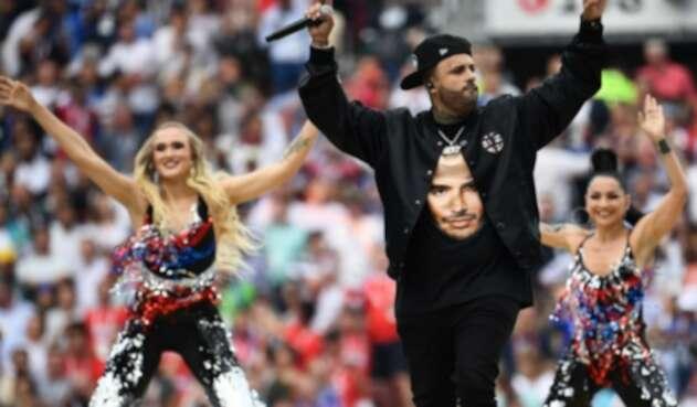 Nicky Jam, aunque es un cantante y compositor estadounidense, se hizo famoso por su reggaetón en Medellín.