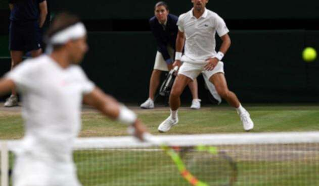 Este sábado se definirá el segundo finalista en Wimbledon