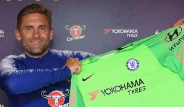 Rob Green, nuevo arquero del Chelsea a sus 38 años