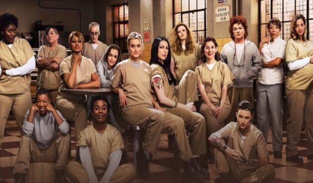 Serie de Netflix Orange is the new Black