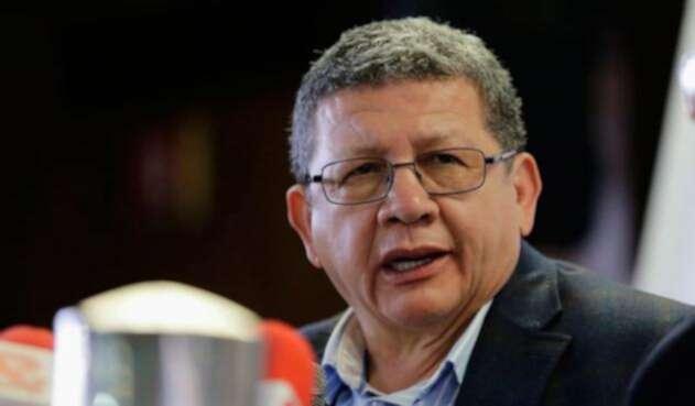 Pablo Catatumbo, excomandante de las Farc