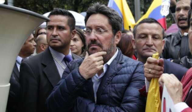 Francisco Santos, Pacho Santos, nuevo embajador de Colombia en Estados Unidos