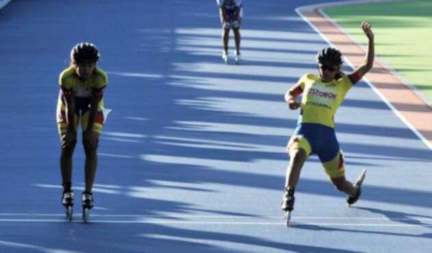 Patinadoras Colombianas Holanda 2018