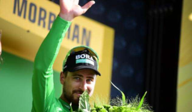 Peter Sagan Tour Francia Etapa 4