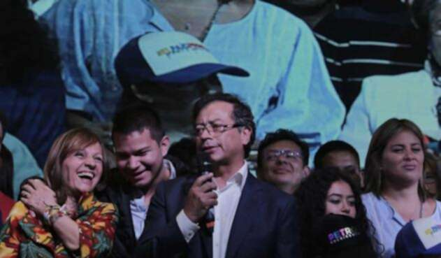 Petro llegó al Senado tras perder en la segunda vuelta presidencial con Iván Duque
