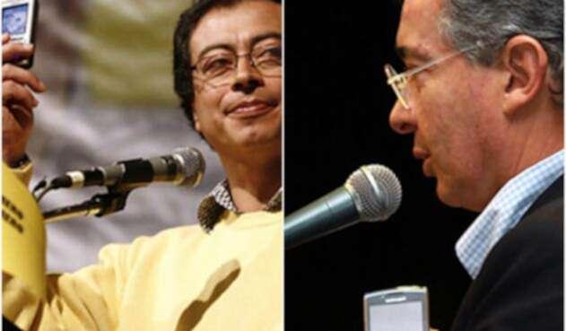 Petro y Uribe se verán ahora cara a cara en el Congreso