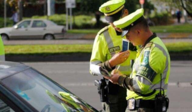 Policía de Tránsito