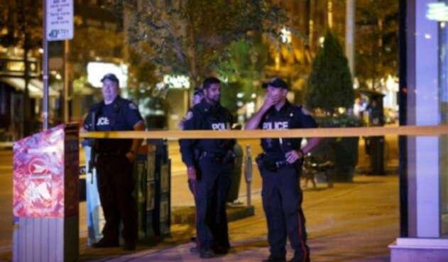 Policía Toronto