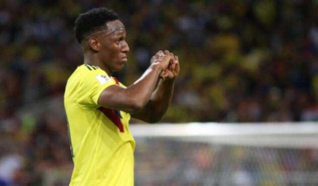 Yerry Mina es el goleador de Colombia en Rusia 2018