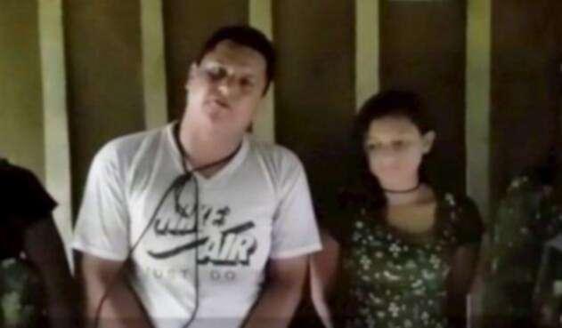 Los ciudadanos ecuatorianos fueron secuestrados por disidencias de las Farc