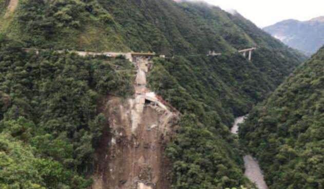 Implosión del Puente Chirajara duró menos de un minuto