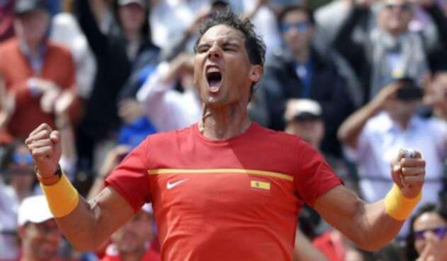 Rafael Nadal da la bienvenida al Challenger Tour Rafa Nadal Banc Sabadell