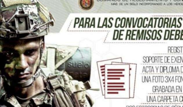 La campaña del Ejército para que los remisos se pongan al día con su libreta militar