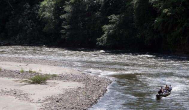 El río Putumayo
