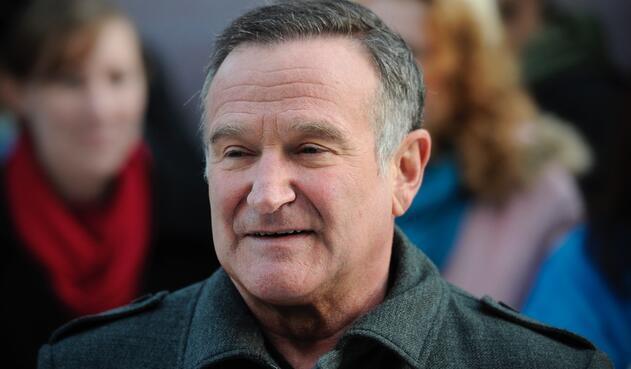 Harán subasta de objetos de Robin Williams en Nueva York