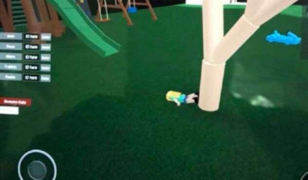 Resultado de imagen para La madre denuncia violación de personaje de la hija en popular juego online