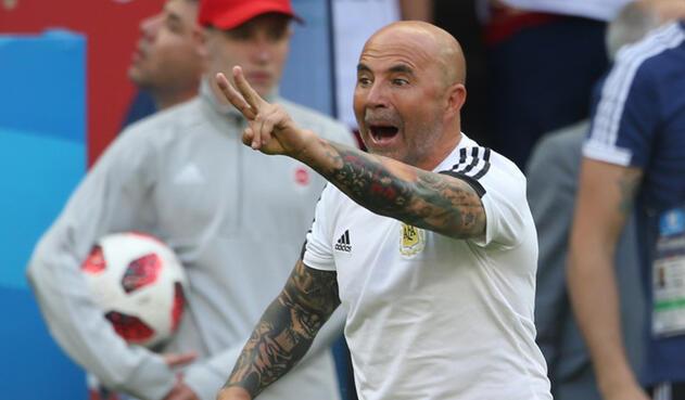Argentina tuvo una decepcionante participación en el Mundial de Rusia