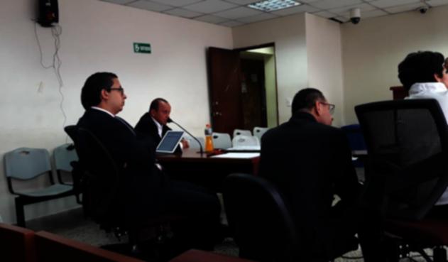 Juicio contra Santiago Uribe Vélez en Medellín.