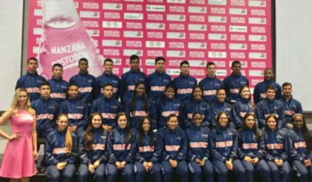 La Selección Colombia de Patinaje llegó a Bogotá tras conseguir un título mundial en Holanda