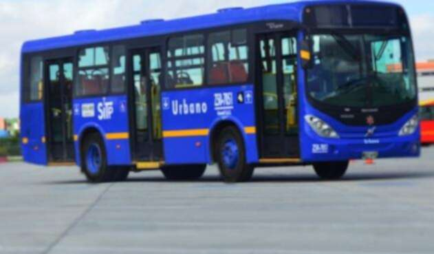 Bus de Sitp