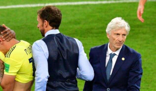 Los entrenadores nacionales se vieron las caras en los octavos de final de Rusia 2018