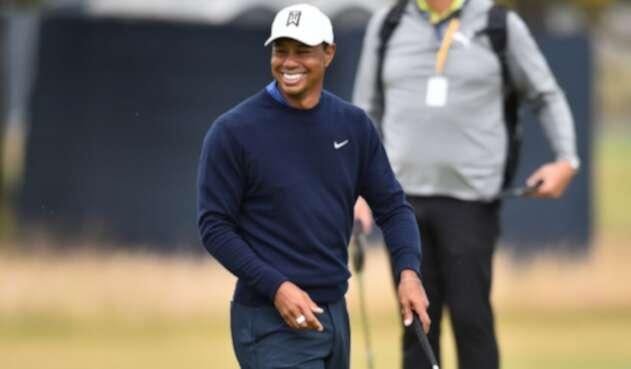 Tiger Woods, golfista estadounidense
