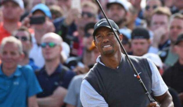 Tiger Woods busca ser el mejor de todos los tiempos