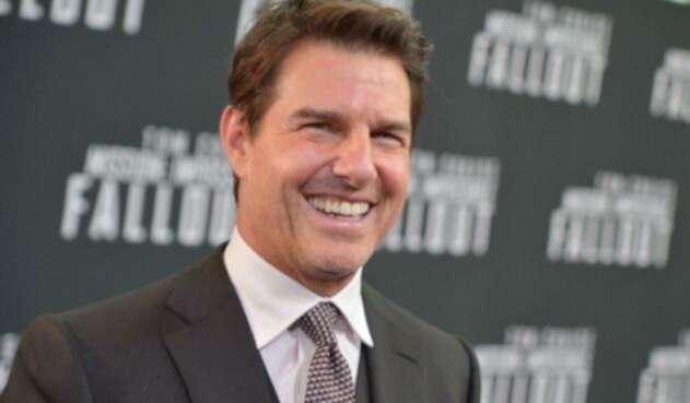 Tom Cruise, protagoniza Mision Imposible: fallout