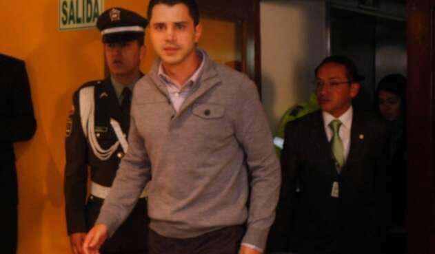 Tomás Uribe, hijo del expresidente Álvaro Uribe
