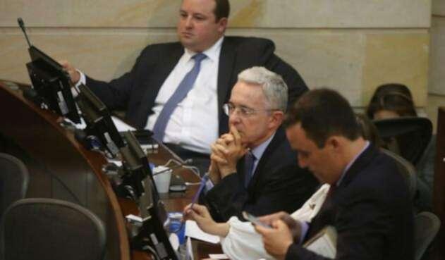 Álvaro Uribe investigado por la Corte Suprema
