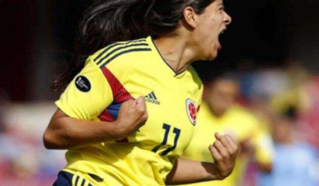 Catalina Usme, figura de la Selección femenina