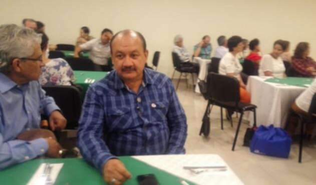 Julio César Rengifo Hortua, defensor de Derechos Humanos en Altavista.