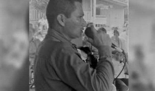 Líder social asesinado en Boyacá