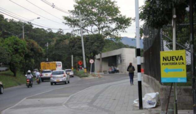 Universidad Nacional, sede Medellín