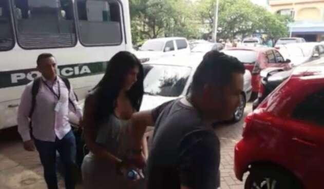 Liliana del Carmen Campos no se allanó a los cargos.