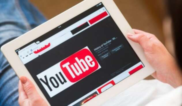 Plataforma de Youtube