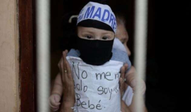 """El presidente de Nicaragua, Daniel Ortega, destacó por su parte que su país recobró la paz tras derrotar al """"terrorismo""""."""