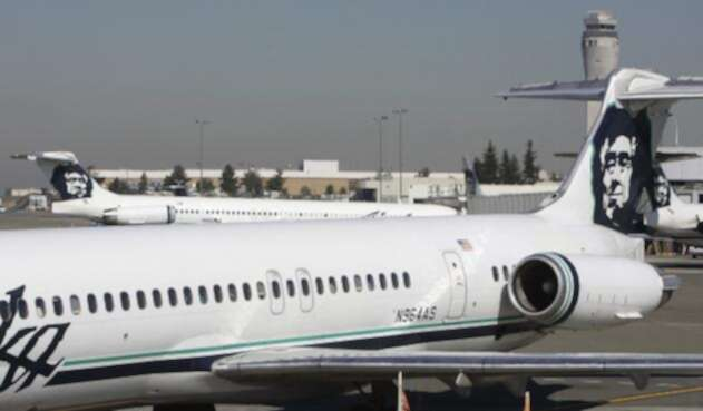 Robo de avión en EE.UU.