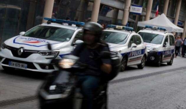 Ataque en Trappes, Francia