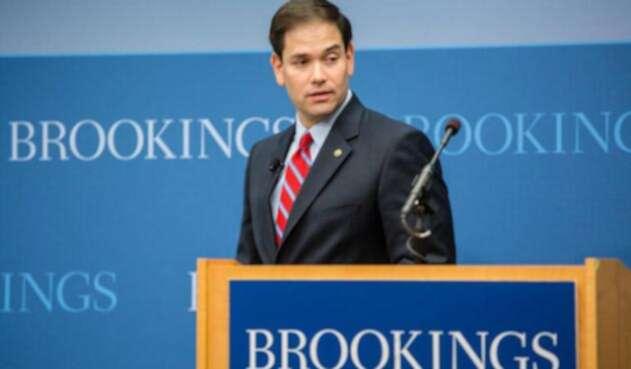 El senador Marco Rubio.