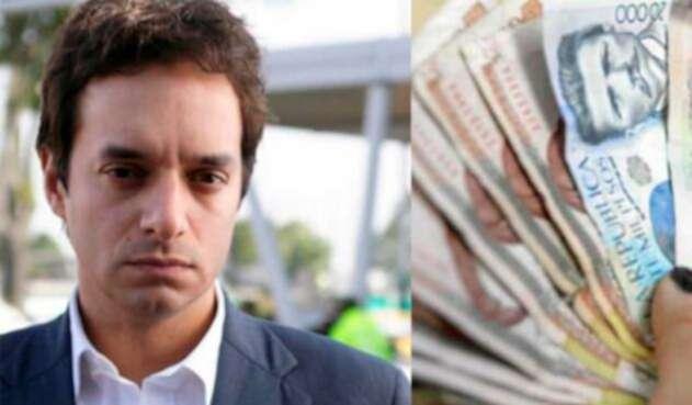 Alberto Bernal no considera bueno un aumento sostenido del salario mínimo